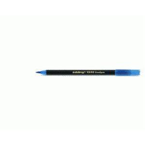 edding 1340 brush pen Pinsemaler - hellblau