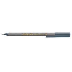 edding 55 Fineliner - 0,3 mm - grau