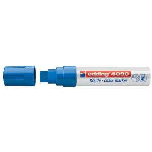 edding 40 Kreidemarker - 4-15 mm - blau