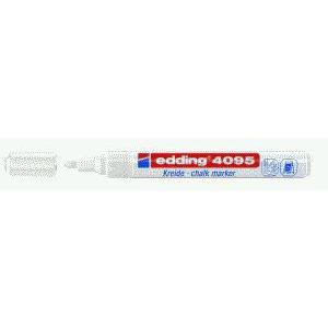 edding 4095 Kreidemarker - 2-3 mm - weiss