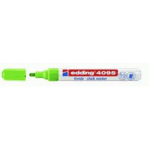 edding 4095 Kreidemarker - 2-3 mm - hellgrün