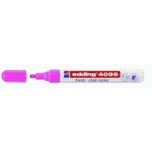 edding 4095 Kreidemarker - 2-3 mm - neonrosa