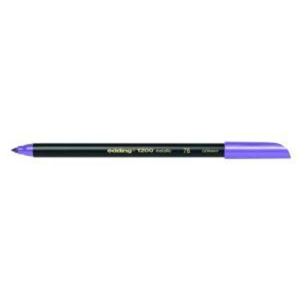 edding 1200 metallic pen Fasermaler - 1 mm - metallic...