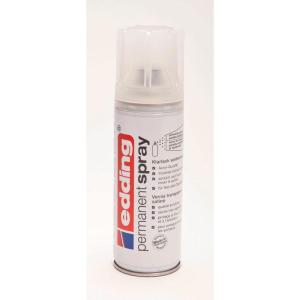 edding 5200 Permanentspray - Klarlack matt