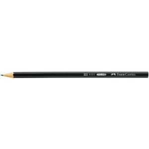 Faber-Castell 1111 Bleistift - Härtegrad HB