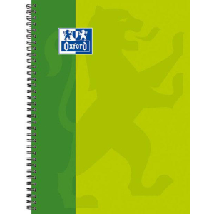 Oxford Collegeblock - DIN A5 - liniert - 80 Blatt