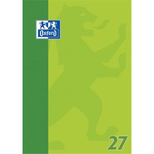 Oxford Schulblock - DIN A4 - Lineatur 27 - 50 Blatt