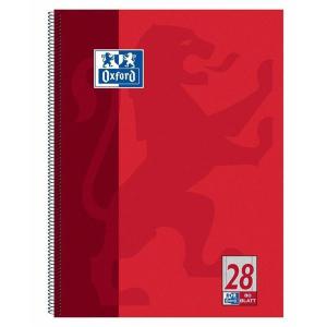 Oxford Classic Collegeblock - DIN A4+ kariert - 80 Blatt...