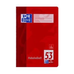 Oxford Vokabelheft - DIN A5 - Lineatur 53 - 32 Blatt