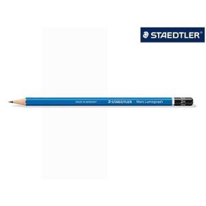 STAEDTLER Mars Lumograph 100 Bleistift - Härtegrad 3B