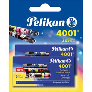 Pelikan Tintenpatrone 4001 – 10 Stück –...