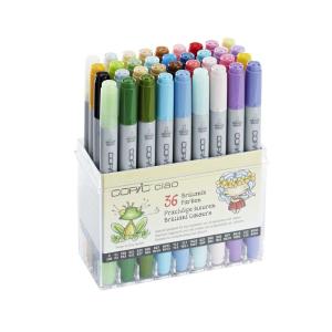 COPIC Ciao 36er Set - Brillante Farben