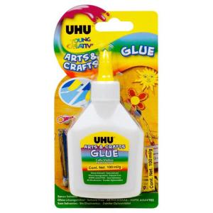 UHU Bastelkleber Arts&Crafts Glue 100ml