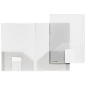 FolderSys Broschüren-Mappe, Transparent, transp., 1