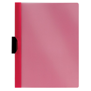 FolderSys Clip-Mappe Standard rot