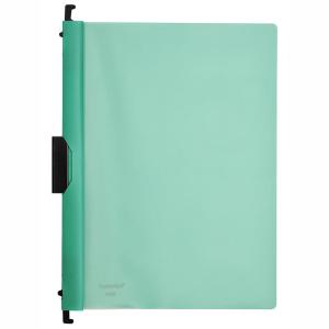 FolderSys Combi-Clip-Mappe, Transparent, grün, 1