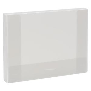 FolderSys Dokumenten-Box, 35mm, Transparent, transp. 1