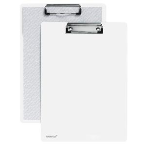 FolderSys Klemm-Brett, Standard, weiß