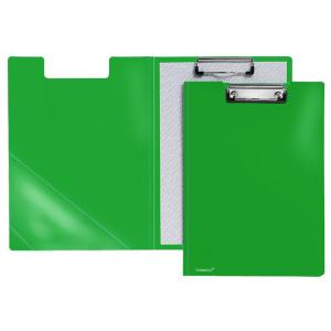 FolderSys Klemmbrett-Mappe, A4, grün