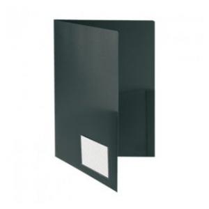 FolderSys Broschüren-Mappe runde Taschen, Standard,...