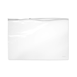FolderSys Klarsicht-Sammelbeutel 255x360mm, Plastikzipp...