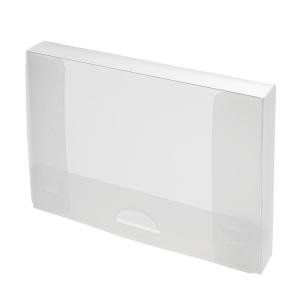 FolderSys Dokumentenbox, A5, PP farblos transluzent, 1