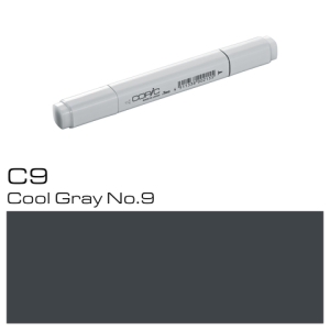 COPIC Classic Marker C9 Cool Gray