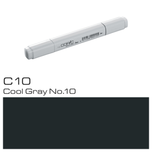 Copic Classic Typ C-10 Cool Gray