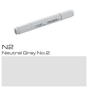 Copic Classic Typ N-2 Neutral Gray
