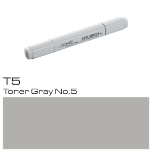 COPIC Classic Marker T5 - Toner Gray No. 5
