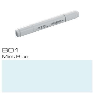 COPIC Classic Marker B01 - Mint Blue