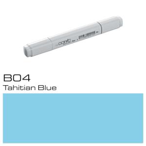COPIC Classic Marker B04 - Tahitian Blue
