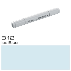 COPIC Classic Marker B12 Ice Blue