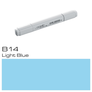 COPIC Classic Marker B14 Light Blue