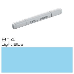 COPIC Classic Marker B14 - Light Blue