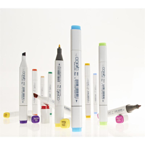 COPIC Classic Marker B23 - Phthalo Blue