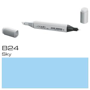 COPIC Classic Marker B24 - Sky