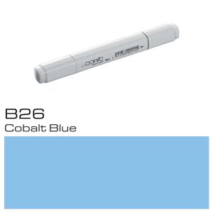 COPIC Classic Marker B26 - Cobalt Blue