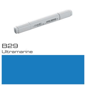 COPIC Classic Marker B29 - Ultramarine