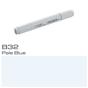 COPIC Classic Marker B32 Pale Blue