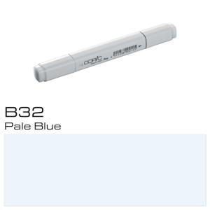 COPIC Classic Marker B32 - Pale Blue