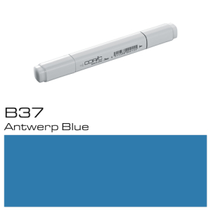 COPIC Classic Marker B37 Antwerp Blue