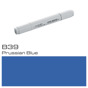 COPIC Classic Marker B39 Prussian Blue