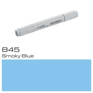 COPIC Classic Marker B45 - Smoky Blue