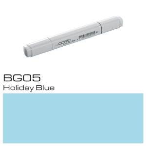 COPIC Classic Marker BG05 - Holiday Blue