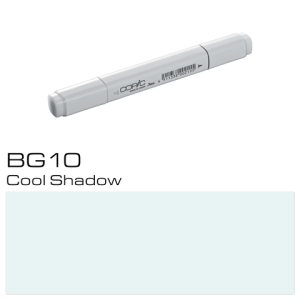 COPIC Classic Marker BG10 - Cool Shadow