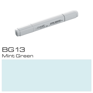 COPIC Classic Marker BG13 Mint Green