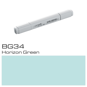 COPIC Classic Marker BG34 Horizon Green