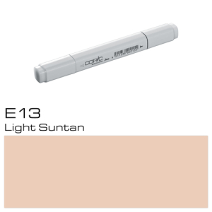 COPIC Classic Marker E13 Light Suntan
