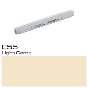 COPIC Classic Marker E55 Light Camel